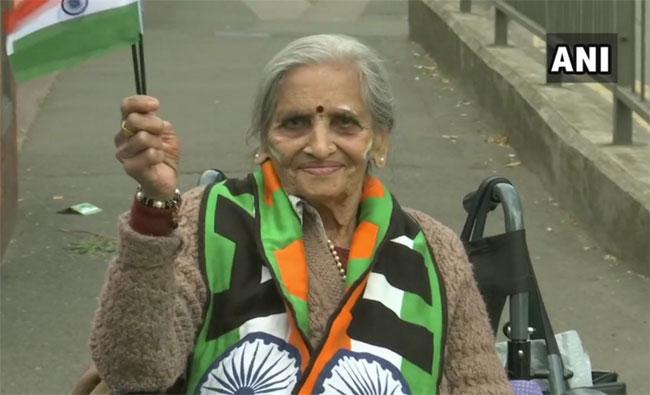 'त्या' क्रिकेटप्रेमी आजी झळकणार जाहिरातीत!