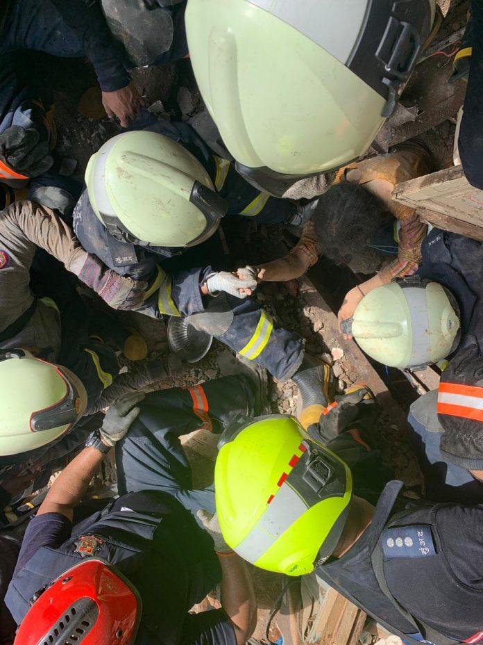 Dongri Building Collapse : मृतांचा आकडा 14 वर, 21 जणांची सुटका; बचावकार्य सुरूच