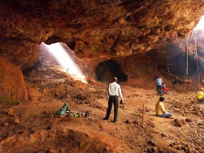 १५ हजार वर्षापूर्वी कोकणात होती समृद्ध वसाहत