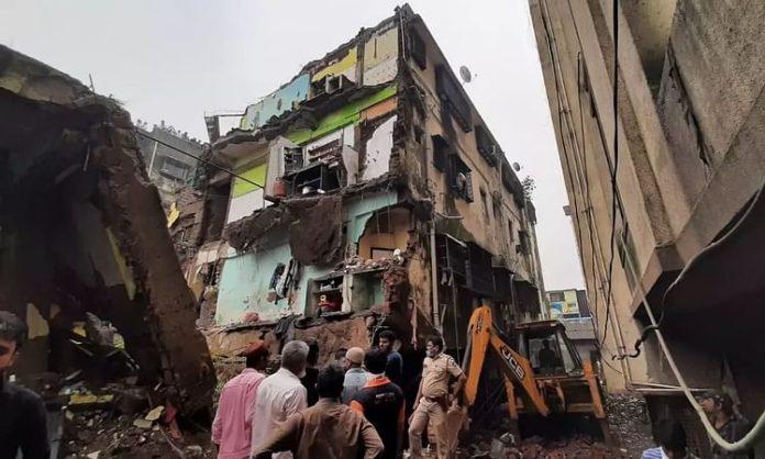 भिवंडी इमारत दुर्घटनेतील मृतांच्या आकड्यांत तफावत